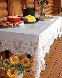 Tablecloths 1-2 week delivery