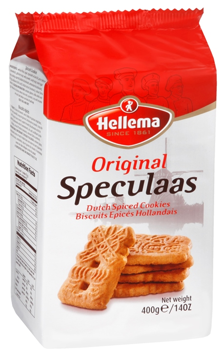 Hellema Almond Spiced Speculaas (white pack)