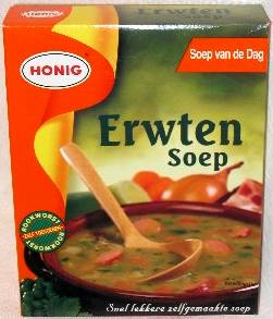 Honig Erwtensoep (SELL-BY JUNE 2017) (ONLY 3 LEFT)