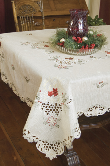 Christmas Lace 1-2 week delivery