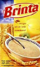 Brinta Cereal  (OUT OF STOCK UNTIL DECEMBER 10TH)