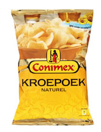 Conimex Kroepoek Naturel (OUT OF STOCK)