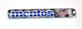 Mentos Licorice (drop lakritz mint)